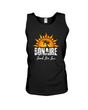 Bonaire-Sand-Sea-and-Sun-Caribbean-Vacation Unisex Tank thumbnail