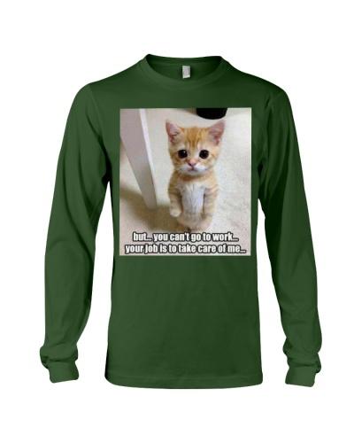TLC CAT T-SHIRT