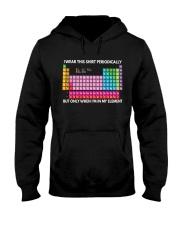 I Wear This Periodically Hooded Sweatshirt thumbnail