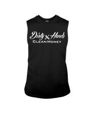Dirty Hands Clean Money Mechanic Sleeveless Tee thumbnail