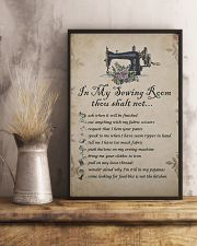 In My Sewing Room 11x17 Poster lifestyle-poster-3