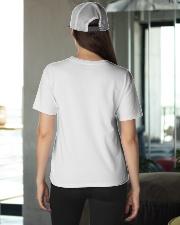 Peace Love Lineman Ladies T-Shirt apparel-ladies-t-shirt-lifestyle-back-08