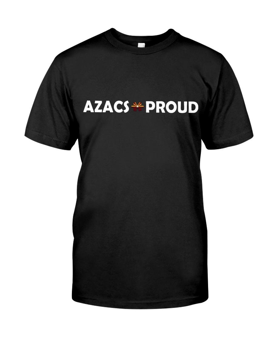 AZACS - Proud 2 Classic T-Shirt