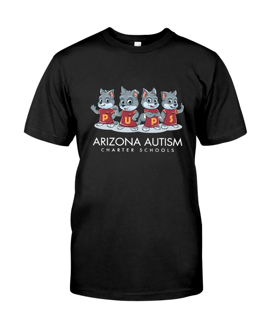 AZACS - Wolf Pack Pups 2  Classic T-Shirt