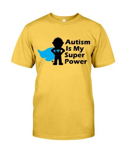 AZANOW - Autism Is My Super Power