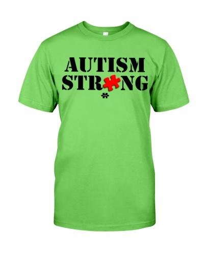 AZANOW - Autism Strong2
