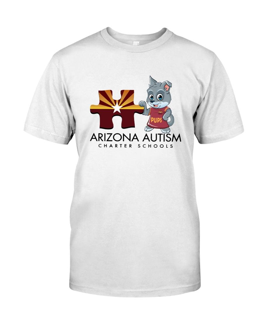 AZACS - Puzzle Pup 1 Classic T-Shirt