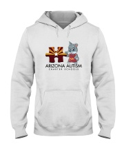 AZACS - Puzzle Pup 1 Hooded Sweatshirt thumbnail