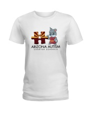 AZACS - Puzzle Pup 1 Ladies T-Shirt thumbnail