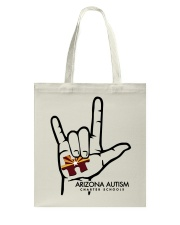 AZACS - I Love AZACS 1 Tote Bag thumbnail