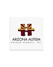 AZACS - Arizona Autism Charter School 1  Square Magnet thumbnail