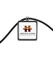 AZACS - Arizona Autism Charter School 1  Cord Rectangle Necklace thumbnail