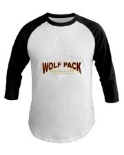 AZACS Wolfpack 1 Baseball Tee thumbnail