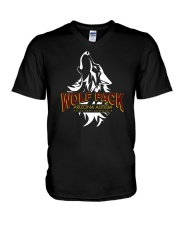 AZACS Wolfpack 1 V-Neck T-Shirt thumbnail