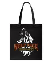 AZACS Wolfpack 1 Tote Bag thumbnail