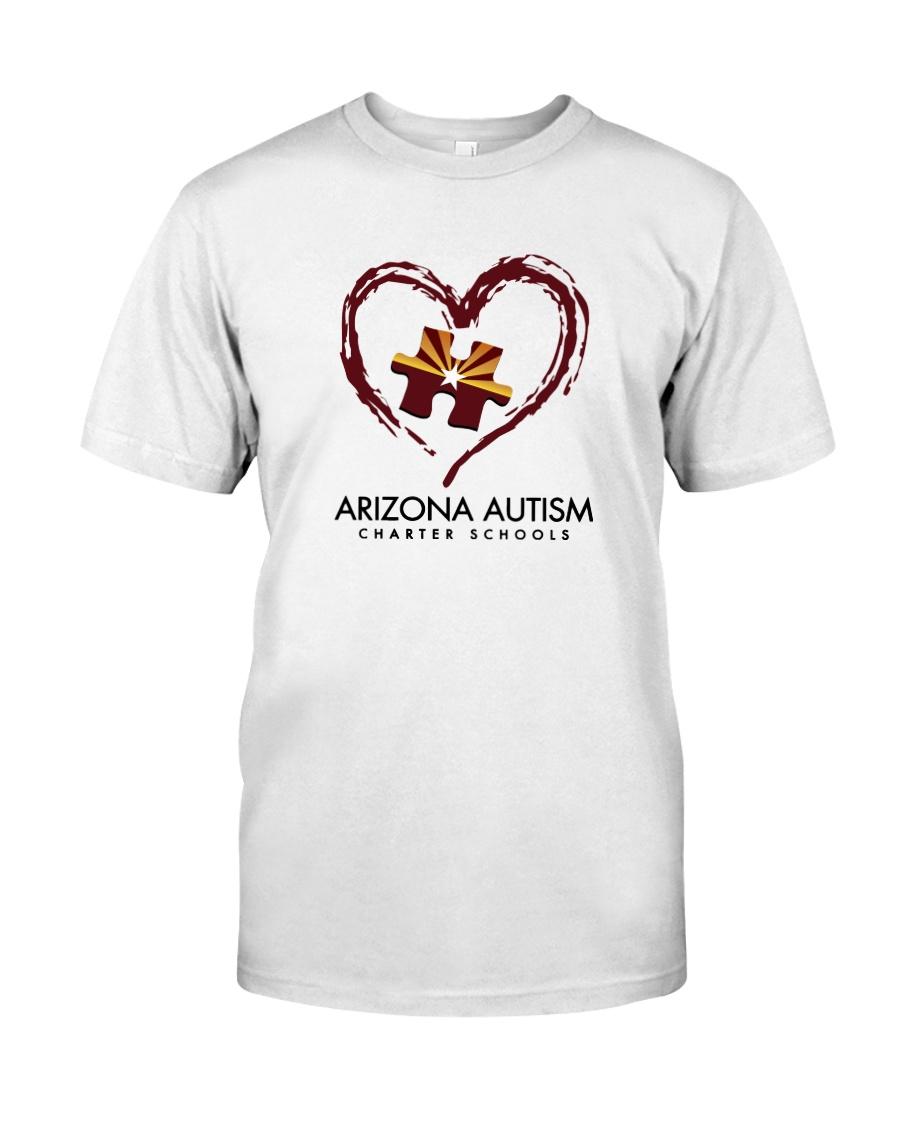 AZACS - Heart 1 Classic T-Shirt