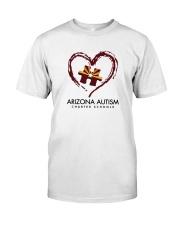 AZACS - Heart 1 Classic T-Shirt thumbnail