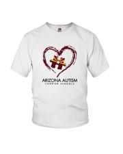 AZACS - Heart 1 Youth T-Shirt thumbnail
