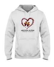 AZACS - Heart 1 Hooded Sweatshirt thumbnail