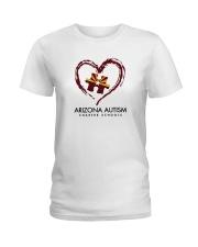 AZACS - Heart 1 Ladies T-Shirt thumbnail