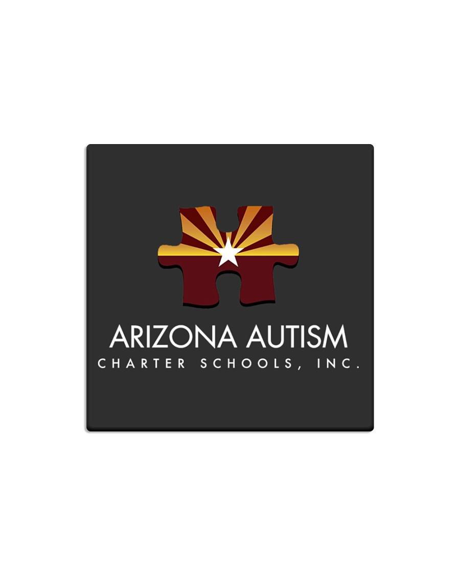 AZACS - Arizona Autism Charter School 2 Square Magnet