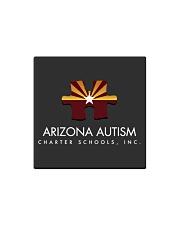AZACS - Arizona Autism Charter School 2 Square Magnet thumbnail