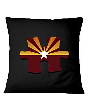 AZACS - Arizona Autism Charter School 2 Square Pillowcase thumbnail