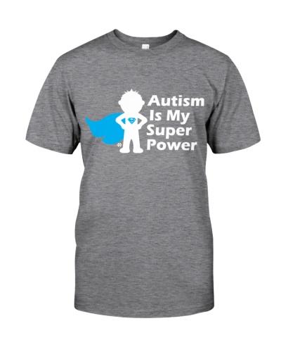 AZANOW - Autism Is My Super Power 2