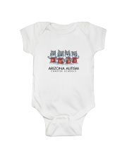 AZACS - Wolf Pack Pups 1 Onesie front