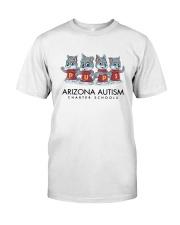 AZACS - Wolf Pack Pups 1 Classic T-Shirt front