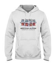 AZACS - Wolf Pack Pups 1 Hooded Sweatshirt thumbnail