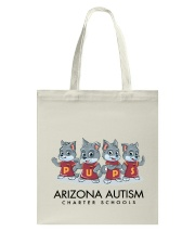 AZACS - Wolf Pack Pups 1 Tote Bag tile
