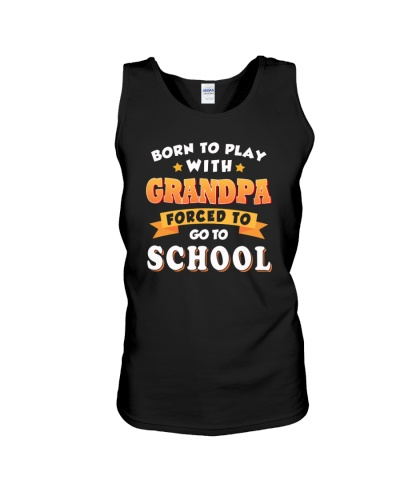 BORN TO PLAY WITH GRANDPA
