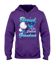 BLESSED TO BE CALLED GRANDMA Hooded Sweatshirt thumbnail