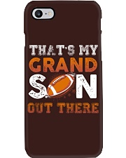 THAT'S MY GRANDSON OUT THERE - FOOTBALL Phone Case thumbnail