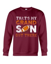 THAT'S MY GRANDSON OUT THERE - FOOTBALL Crewneck Sweatshirt thumbnail