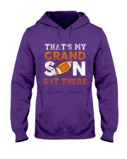 THAT'S MY GRANDSON OUT THERE - FOOTBALL Hooded Sweatshirt tile