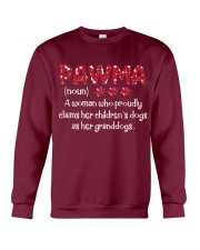 PAWMA SHIRT Crewneck Sweatshirt thumbnail