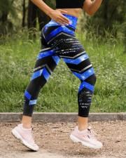 Blue Line  High Waist Leggings aos-high-waist-leggings-lifestyle-15