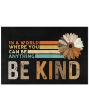 """Be Kind Doormat 22.5"""" x 15""""  front"""