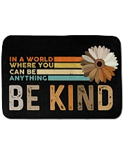 Be Kind Bath Mat tile
