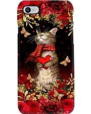 Love Cats Valentine Phone Case i-phone-8-case