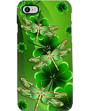 Dragonfly Patrick's Day Phone Case i-phone-8-case