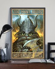 Too Many Idiots 11x17 Poster lifestyle-poster-2