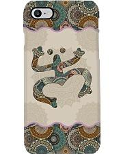 Mandala Frog Phone Case i-phone-8-case