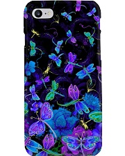 Magical dragonflies Phone Case i-phone-8-case