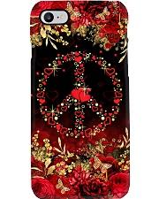 Love Peace Valentine Phone Case i-phone-8-case