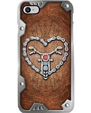 Biker Metal Pattern Print  Phone Case i-phone-8-case