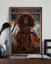 You Are Enough 11x17 Poster lifestyle-poster-2