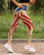 Puerto Rican Flag  High Waist Leggings aos-high-waist-leggings-lifestyle-15